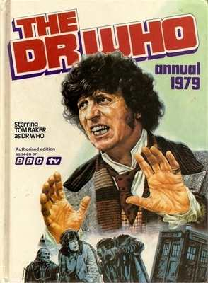 Doctor Who Annual (Tom Baker) - 1979