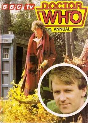 Doctor Who Annual (Tom Baker & Peter Davison) - 1982