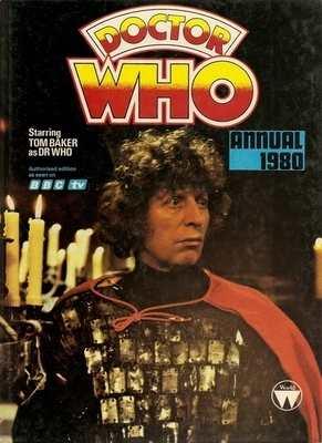 Doctor Who Annual (Tom Baker) - 1980