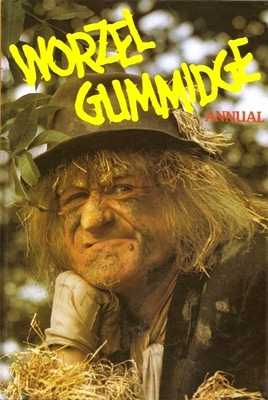 Worzel Gummidge Annual - 1983