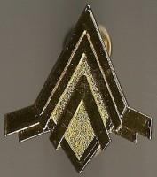 Battlestar Galactica - Viper Pilot Pin