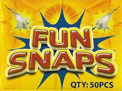 Fun Snaps (Box of 50) - NEW