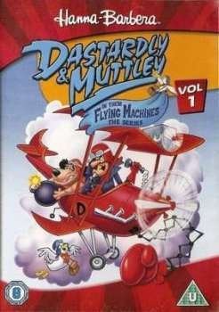 Dastardly & Muttley : Volume 1 - DVD