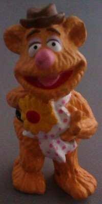 The Muppets - Fozzie Bear Figure