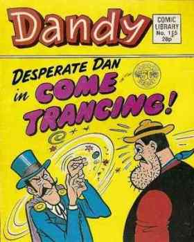 Dandy Comic Library - Issue 115 - Come Trancing!