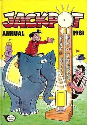 Jackpot Annual - 1981