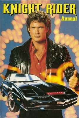 Knight Rider Annual - 1985
