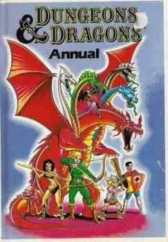 Dungeons & Dragons Annual - 1987