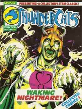 Thundercats - Collected Comics 1 - Winter Special - October 1987