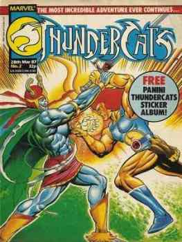 Thundercats - Issue 2 - March 1987