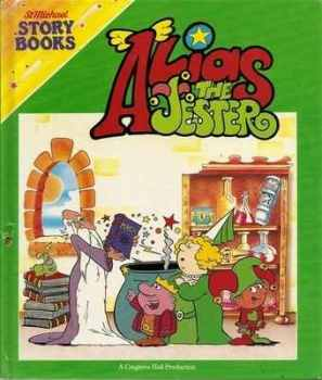 Alias The Jester Story Book