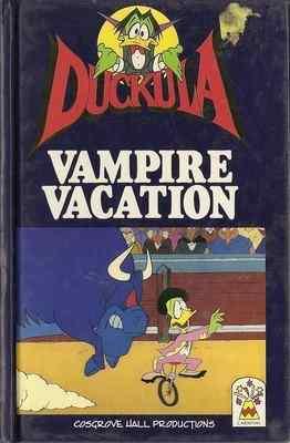 Duckula Storybook - Vampire Vacation