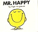 Mr Men - Mr Happy Book - 1/12th Scale Dolls House Replica - NEW
