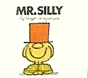 Mr Silly 1/12th Scale Dolls House Mr Men Book - NEW