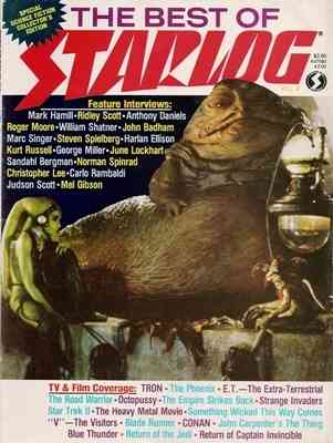 The Best Of Starlog - Volume 4 - 1983 - RARE