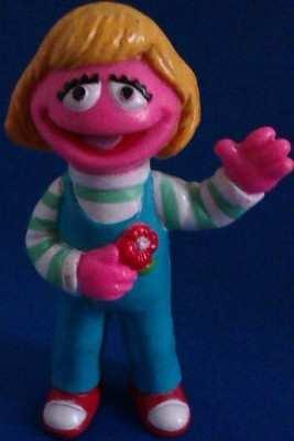 Sesame Street - Betty Lou Figure