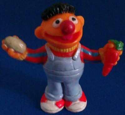 Sesame Street - Ernie PVC Figure