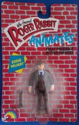 Roger Rabbit - Animates Eddie Valiant Figure - NEW