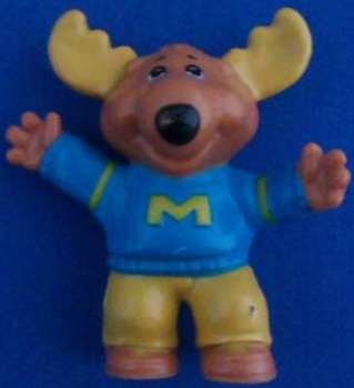 "Get Along Gang - Montgomery ""Good News"" Moose Figure"