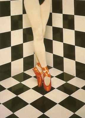 Dominic Rouse - Dancing On The Tiles Postcard