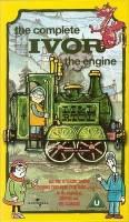 The Complete Ivor The Engine - VHS