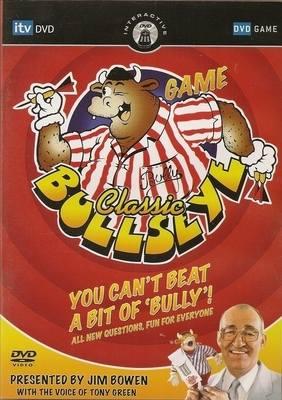 Classic Bullseye Game Interactive - DVD
