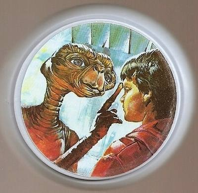 ET And Elliott Decal Soap (Avon) - Boxed - 1983
