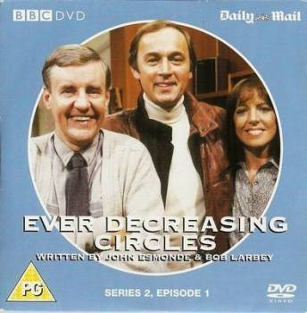 "Ever Decreasing Circles : ""The Tea Party"" - DVD"