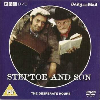 "Steptoe And Son : ""The Desperate Hours"" - DVD"