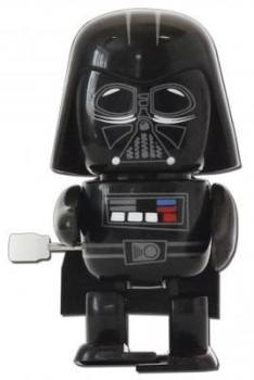 Star Wars - Wind-Up Walking Wobbler - Darth Vader - NEW