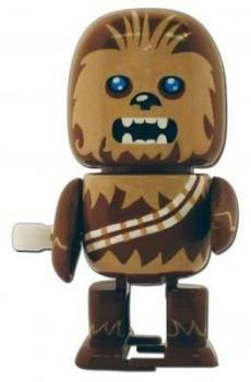 Star Wars Wind-Up Walking Wobbler - Chewbacca - NEW