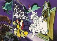 Hanna-Barbera Collectable Card - 18 - The Funky Phantom