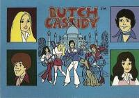 Hanna-Barbera Collectable Card - 19 - Butch Cassidy And The Sundance Kids
