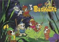 Hanna-Barbera Collectable Card - 23 - The Biskitts