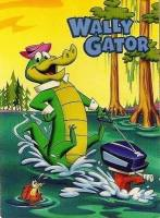 Hanna-Barbera Collectable Card - 4 - Wally Gator