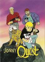Hanna-Barbera Collectable Card - 41 - Jonny Quest