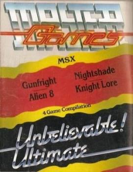 Unbelievable Ultimate - MSX