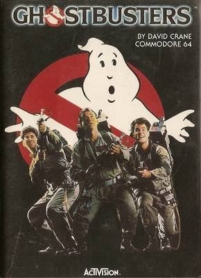 Ghostbusters - Commodore 64