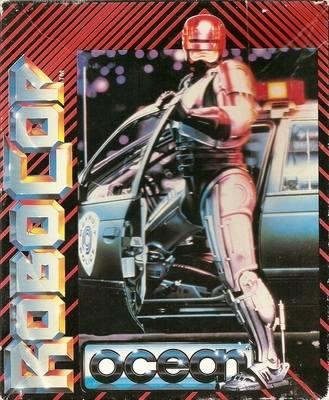 Robocop - Spectrum +3 Disk - RARE