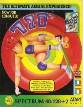 720 (Atari) - ZX Spectrum 48K / 128K