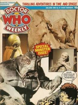 Doctor Who Weekly - Issue 37 - 26th June 1980