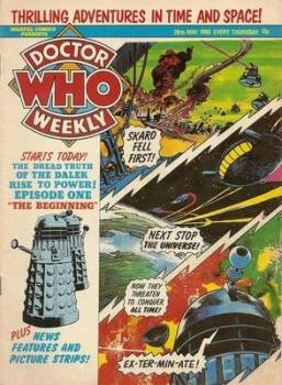 Doctor Who Weekly - Issue 33 - 28th May 1980