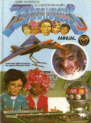 Terrahawks Annual - 1982