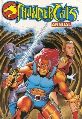 Thundercats Annual - 1991