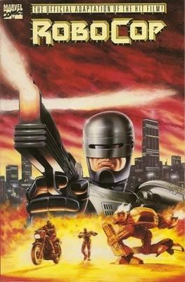 Robocop - Movie Adaptation - Comic Graphic Novel - RARE
