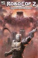 Robocop 2 - Movie Adaptation - Comic Graphic Novel - TPB - RARE