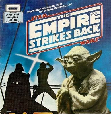Star Wars : The Empire Strikes Back Storybook