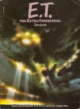 ET - The Extra Terrestrial Storybook