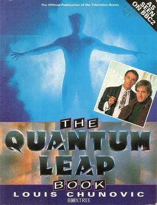 The Quantum Leap Book - RARE
