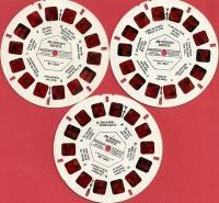 The Muppets Viewmaster Reels